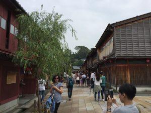 金沢・茶屋街